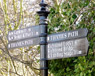 Fingerposts and Plaques